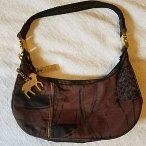 Slightly used Gwen Stefani LAMB Lesportsac purse